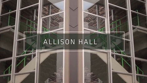 Allison hall abstract screenshot