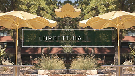 Corbett hall abstract screenshot