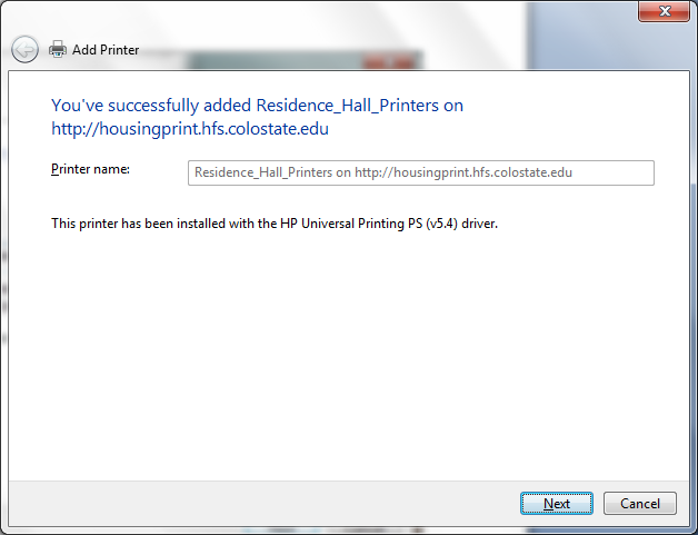 manual installation next screenshot