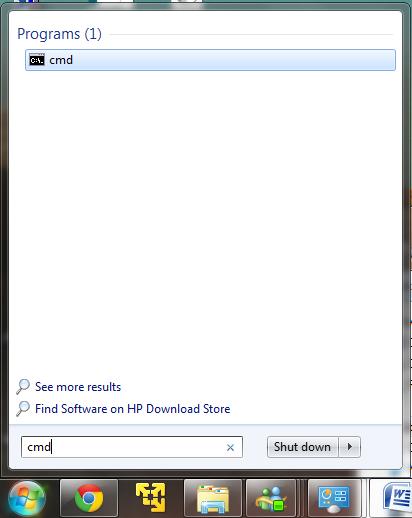 remove driver search cmd screenshot