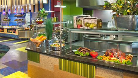 Braiden Dining Center