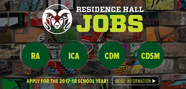 Res Hall Jobs