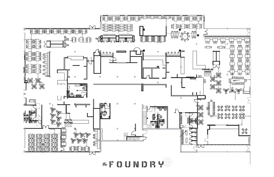 floor plan interactive