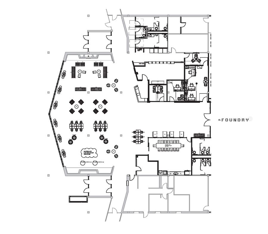 Corbett Lobby Floor Plan