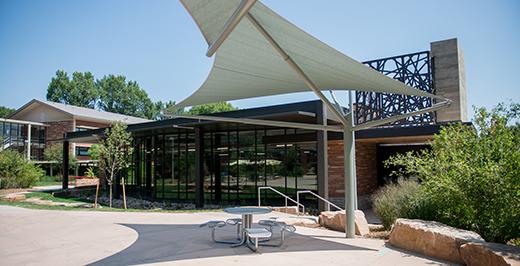 Corbett/Parmelee Dining Center & Corbett Lobby