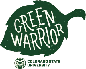 Green Warrior logo