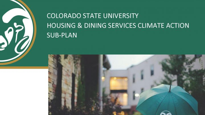 Climate Action Sub-Plan