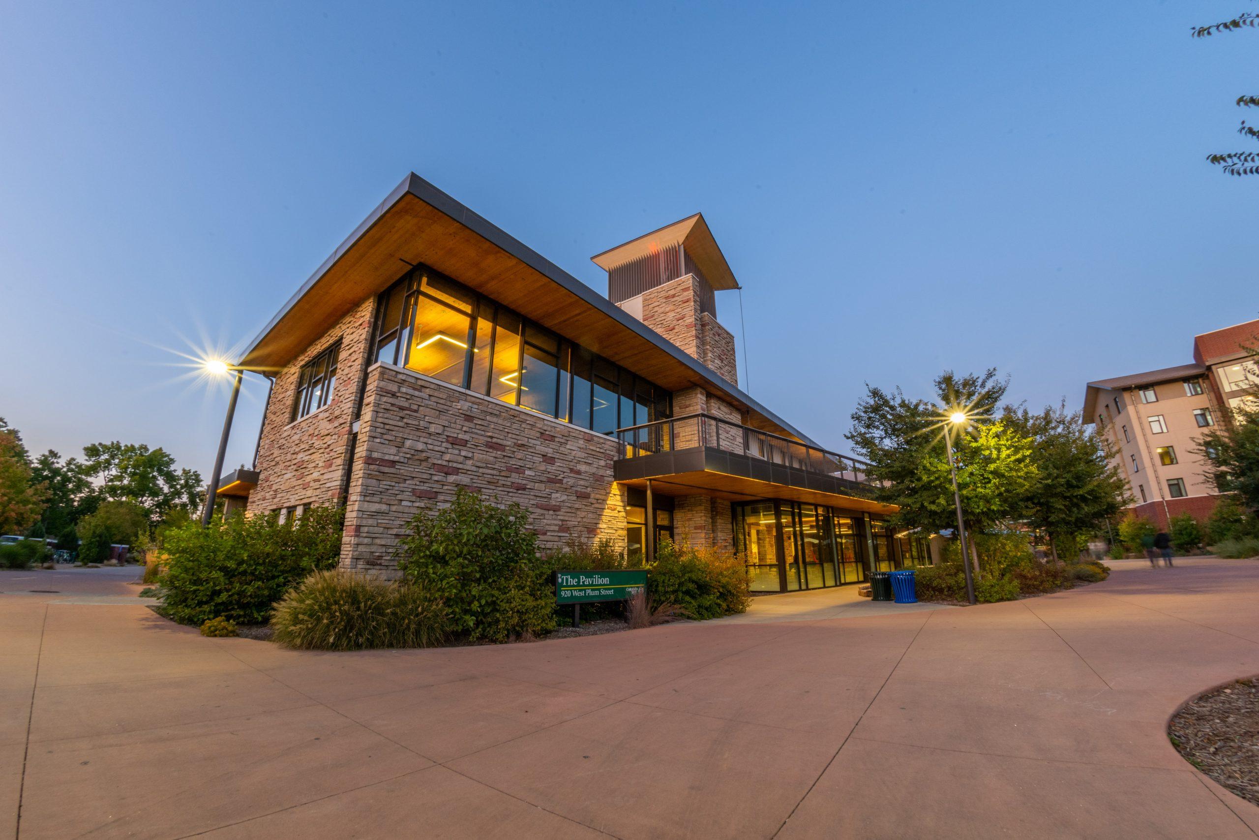 Laurel Village Pavilion